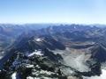 Widoki ze szczytu.