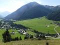 Kals am Glockner, miejscowość u podnóża góry.