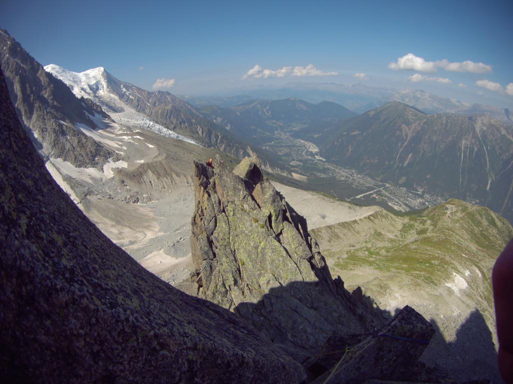Pappilons Ridge.