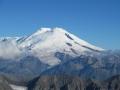 W oddali widać było Elbrus.